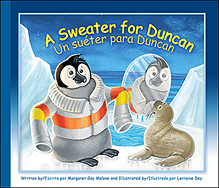 A Sweater For Duncan book cover