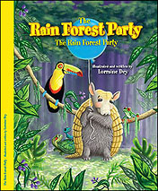 Hector Armando - The Rain Forest Party